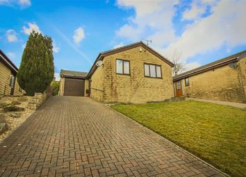 Thumbnail 2 bed detached bungalow for sale in Nicola Close, Bacup, Lancashire
