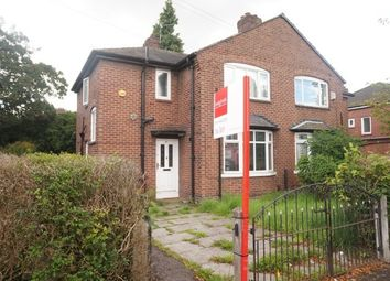 Thumbnail 4 bed property to rent in Mauldeth Road West, Withington