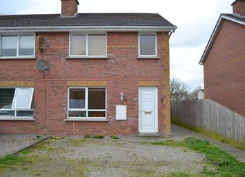 Thumbnail 3 bedroom semi-detached house for sale in 33, Lakeview Court, Craigavon