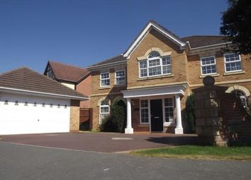 Thumbnail 5 bed detached house for sale in Queensbury Chase, Littleover, Derby, Derbyshire
