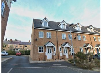 Thumbnail 3 bed town house for sale in Mears Beck Close, Morecambe