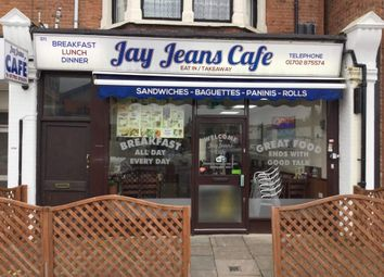 Thumbnail Restaurant/cafe for sale in London Road, Westcliff-On-Sea