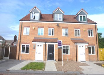 3 bed end terrace house for sale in Bluebell Mews, South Kirkby, Pontefract WF9