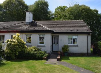 Thumbnail 2 bed semi-detached bungalow for sale in 15 Auchencrieff Road South, 1Xb, Locharbriggs, Dumfries