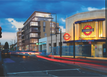 Thumbnail 3 bed flat for sale in High Street Colliers Wood, Colliers Wood, London