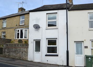 Thumbnail 2 bed end terrace house for sale in St. Johns Road, Ryde, Isle Of Wight.