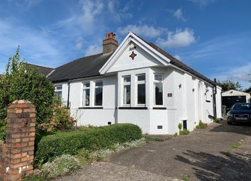 Thumbnail 2 bed bungalow for sale in Lydford Close, Rhiwbina, Cardiff CF14 6Bw
