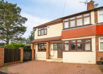 Thumbnail 4 bed end terrace house for sale in Southern Drive, Loughton
