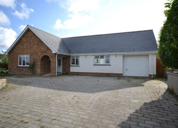 Thumbnail 3 bed detached bungalow for sale in Betws Ifan, Beulah, Newcastle Emlyn