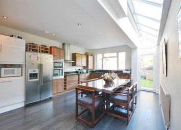 Thumbnail 4 bed terraced house to rent in Broomsleigh Street, West Hampstead, London