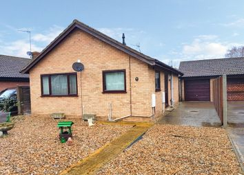 Thumbnail 2 bed detached bungalow for sale in Mulberry Close, Mildenhall