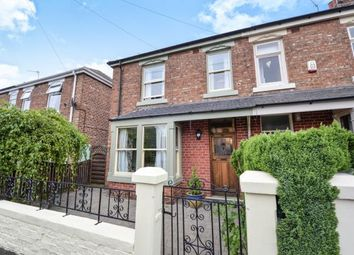 Thumbnail 3 bedroom end terrace house for sale in Pinewood Road, Eaglescliffe, Stockton-On-Tees, Durham