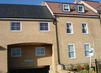 Thumbnail 2 bedroom flat to rent in Ramsey Road, St. Ives, Huntingdon