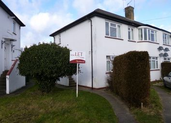 Thumbnail 2 bed maisonette to rent in Trevellance Way, Watford