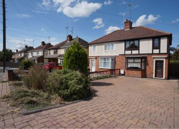 Thumbnail 3 bed semi-detached house for sale in Kitling Greaves Lane, Burton-On-Trent