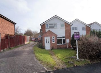 Thumbnail 3 bedroom end terrace house for sale in Howth Close, Derby