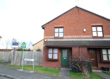 Thumbnail 1 bed semi-detached house for sale in Kenwyn Road, Dartford