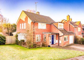 19 Lycroft Close, Goring On Thames RG8. 3 bed detached house for sale