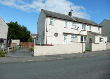 Thumbnail 3 bed semi-detached house for sale in Garnet Crescent, Salterbeck, Workington