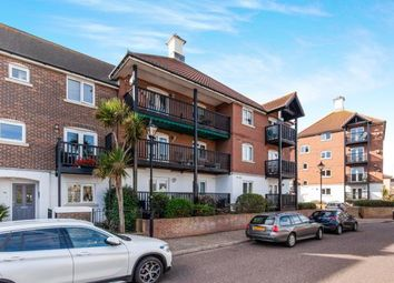 Thumbnail 2 bed flat for sale in Ocean Court, 17 Windward Quay, Eastbourne, East Sussex