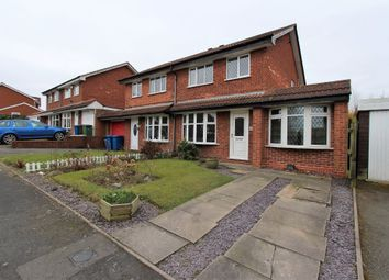 Thumbnail 3 bed semi-detached house for sale in Sandpiper, Wilnecote, Tamworth