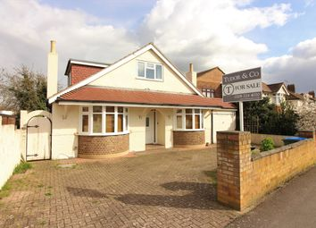 Thumbnail 4 bed detached house for sale in Rosemary Avenue, West Molesey