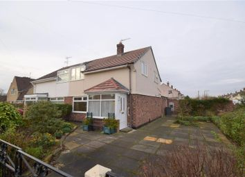 Thumbnail 3 bed semi-detached house for sale in Hillary Road, Eastham, Wirral