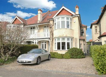 Thumbnail 5 bedroom semi-detached house for sale in Gloucester Terrace, Thorpe Bay, Essex