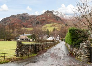Thumbnail 3 bedroom cottage for sale in New Stickle Cottage, Great Langdale, Ambleside, Cumbria