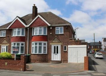 Thumbnail 3 bed semi-detached house for sale in Bankfield Road, Tipton, West Midlands