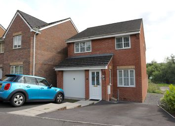 Thumbnail 3 bed detached house for sale in Oak Tree Rise, Twynyrodyn, Merthyr Tydfil
