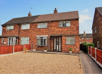 Thumbnail 2 bed semi-detached house for sale in Seabridge Lane, Newcastle