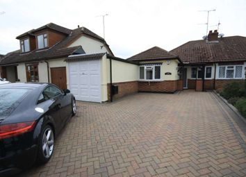 Thumbnail 3 bed semi-detached bungalow for sale in Mill Road, Billericay