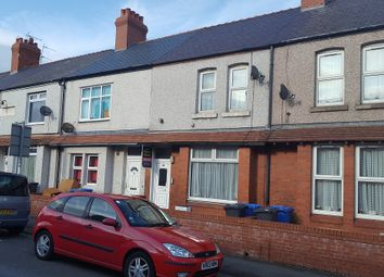 Thumbnail 2 bed terraced house for sale in Ernest Street, Rhyl