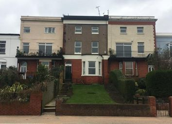Thumbnail 2 bed terraced house for sale in Flats 1-4, 5 Marine Terrace, Wallasey, Merseyside
