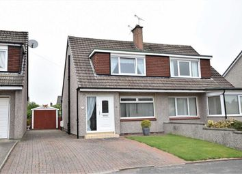 Thumbnail 3 bed semi-detached house for sale in Eastfield Avenue, Inverness