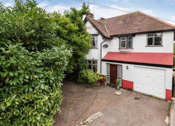 Thumbnail 5 bed semi-detached house for sale in Buxted Road, North Finchley N12,