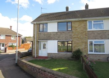 Thumbnail 3 bed semi-detached house for sale in Coldhorn Crescent, Wisbech