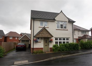 Thumbnail 4 bed detached house for sale in Highfield Rise, Treharris