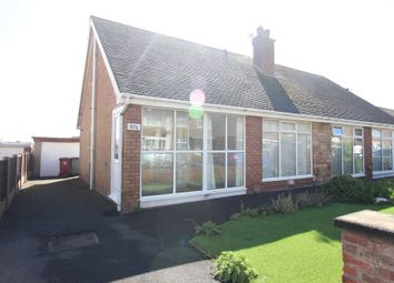 Thumbnail 3 bedroom semi-detached bungalow for sale in Kirkstone Drive, Thornton-Cleveleys