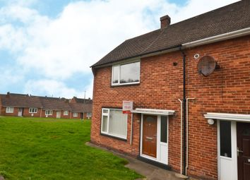 Thumbnail 2 bed semi-detached house to rent in Whinside, Stanley, County Durham