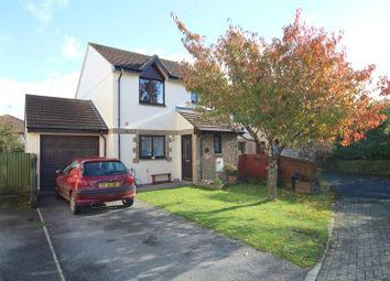 Thumbnail 3 bed detached house to rent in Roskruge Close, Helston