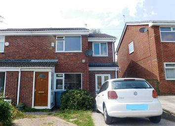 Thumbnail 4 bed semi-detached house for sale in The Fairway, Moston, Manchester
