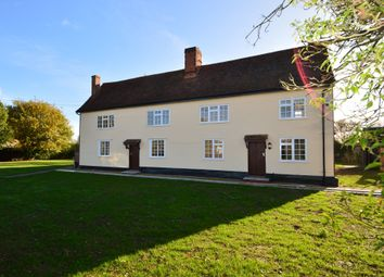 Thumbnail 4 bedroom detached house to rent in Little Maplestead, Halstead, Essex