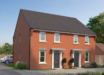 "Thumbnail 3 bed end terrace house for sale in ""Ashurst"" at South Road, Durham"