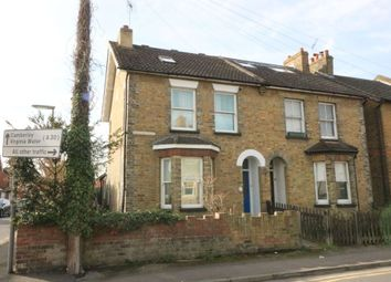 Thumbnail 3 bedroom semi-detached house to rent in Hummer Road, Egham