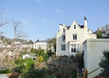 Thumbnail 2 bed flat for sale in Lower Woodfield Road, Torquay