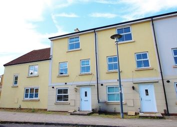 Thumbnail 4 bed town house to rent in Phoenix Way, Portishead, Bristol