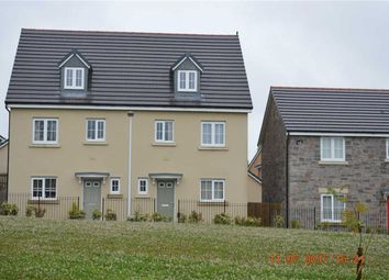Thumbnail 4 bedroom town house for sale in Beauchamp Walk, Swansea