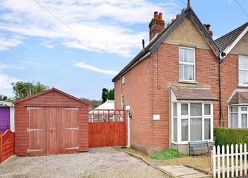Thumbnail 3 bed semi-detached house to rent in Copse Lane, Freshwater